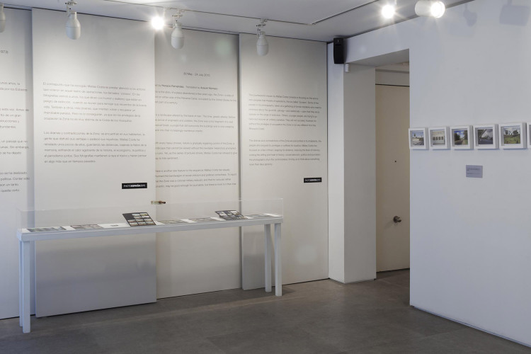 Zonians Exhibition at Freijo Gallery in Madrid during PhotoEspana Off 2015